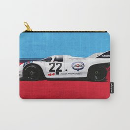Porsche 917K, Original Illustration, Version 2 Carry-All Pouch