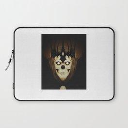 Crowned Skull Laptop Sleeve