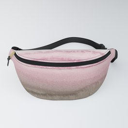 WITHIN THE TIDES STRAWBERRY CAPPUCCINO Fanny Pack