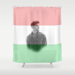 ESC Hungary 2016 Shower Curtain
