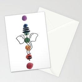 Chakra Ganesha Stationery Cards