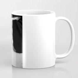 yelly-belly [black & white] Coffee Mug
