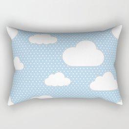 Cloud Cute Rectangular Pillow