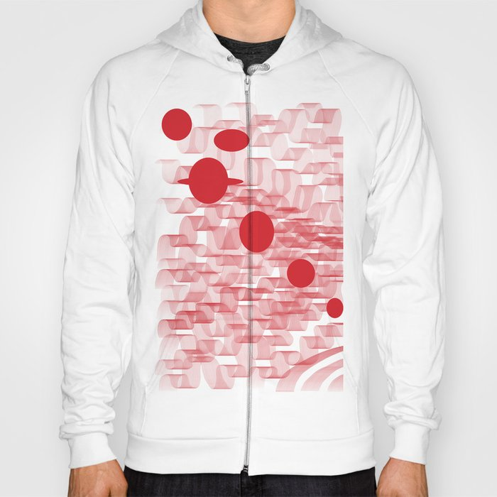 red planets Hoody