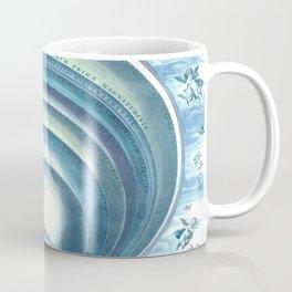 Harmonia Macrocosmica Plate 10 Blue Coffee Mug