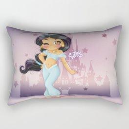 Princess serie 01  Rectangular Pillow