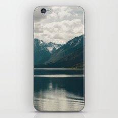 Reflection On Jenny Lake iPhone & iPod Skin