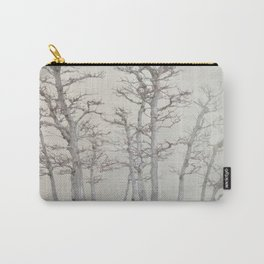 Bonsai Forest Fog Carry-All Pouch