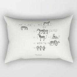 Alzebra Rectangular Pillow
