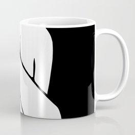 matte nude 3 Coffee Mug