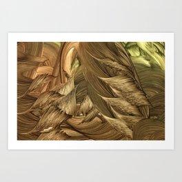 Broonie Art Print