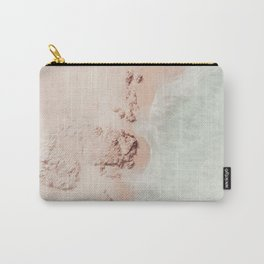 beach - pink champagne Carry-All Pouch