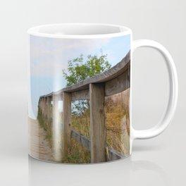 Ocean Footbridge Coffee Mug
