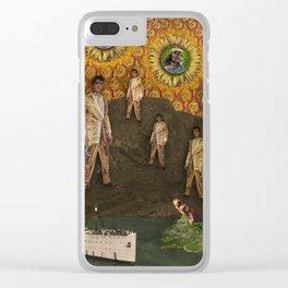 Allways the Sun Clear iPhone Case