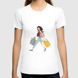 Weekend errands T-shirt
