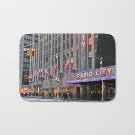 Radio City Music Hall, NYC Bath Mat