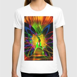 New York Nyc - Statue Of Liberty 3 T-shirt