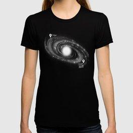 love long distance T-shirt