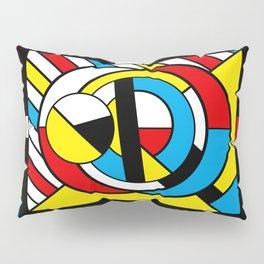 Neoplastimajig - Abstract Geometric Art Pillow Sham