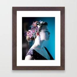 vdhgfhgf Framed Art Print