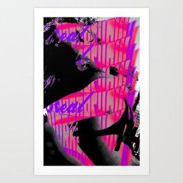 Devotchka Art Print