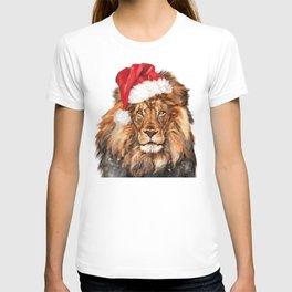 Christmas Lion T-shirt