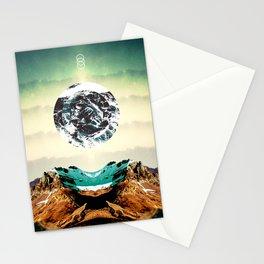 Orbital Sea Stationery Cards