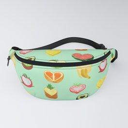 Fruit hearts Fanny Pack