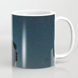 look up stars Coffee Mug