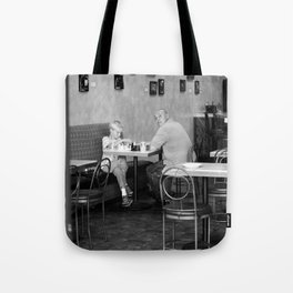Don't look... Tote Bag