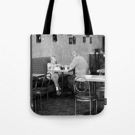 Don't look... Tote Bag