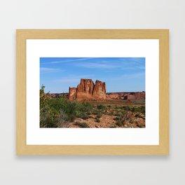 A Beautiful Place Framed Art Print