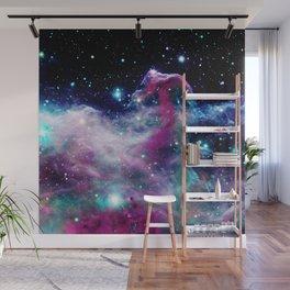 Dark Unicorn Horsehead Nebula Wall Mural