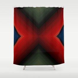 Dry Knoll Shower Curtain