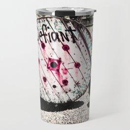 Defiant Travel Mug