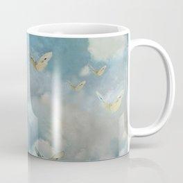 """Heaven & butterflies"" Coffee Mug"