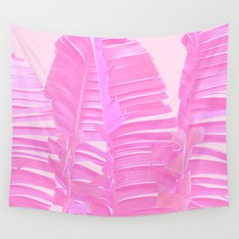 Pink Whisper Wall Tapestry
