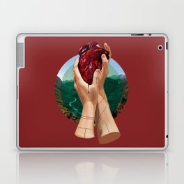 In Its Grip Laptop & iPad Skin