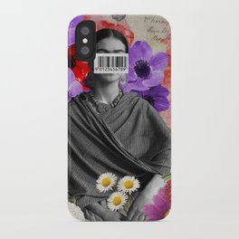 Public Figures Collection -- Frida by Elo iPhone Case