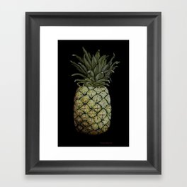 Spiky but Sweet Framed Art Print