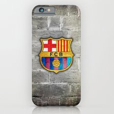 Barcelona FC iPhone 6s Slim Case