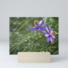 Meadow Dew Mini Art Print