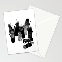 The Forest of Hands Stationery Cards