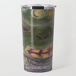 In silence sealed Travel Mug