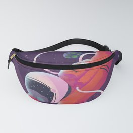 Asteroids Fanny Pack