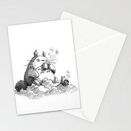 Ghibli Coffee Stationery Cards
