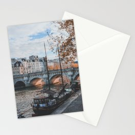 Paris, France Stationery Cards