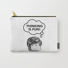 Thinking is Fun Carry-All Pouch