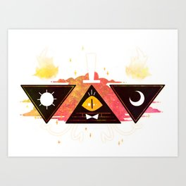 ...Scale of Fate... // Bill Art Print