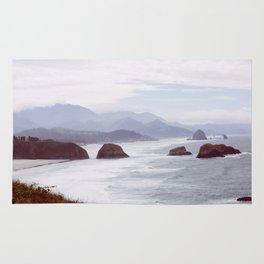 Oregon Coast - Cannon Beach Rug